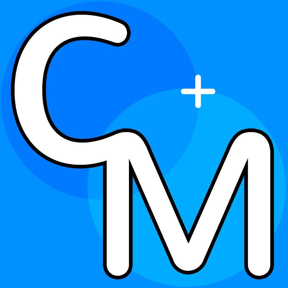 C+M Online Marketing Podcast Logo