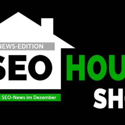 seohouse seo news dezember