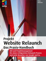 Projekt Website Relaunch Das Praxis Buch